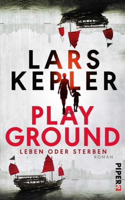 Playground - Leben oder Sterben ► Lars Kepler (2016, Taschenbuch)  ►►►UNGELESEN