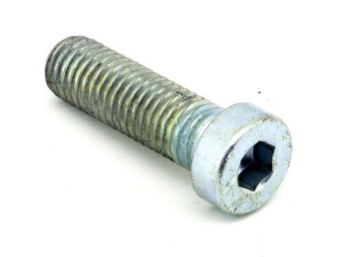 2x M12 x 40mm Festigkeit 8.8 Stahl-Regel-Vollgewinde-Inbus-Sechskant-Schraube