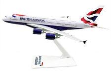 British airways airbus a380 1:250 premier plan sm380-64wb modelo 380 1/250 ba