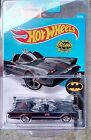 2016 HOT WHEELS TV SERIES BATMOBILE 226/250 BATMAN SUPER TREASURE HUNT VHTF !!