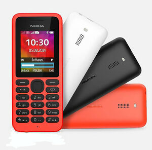 Image Is Loading Nokia 130 Unlocke Free Dual Sim Basic Cheap