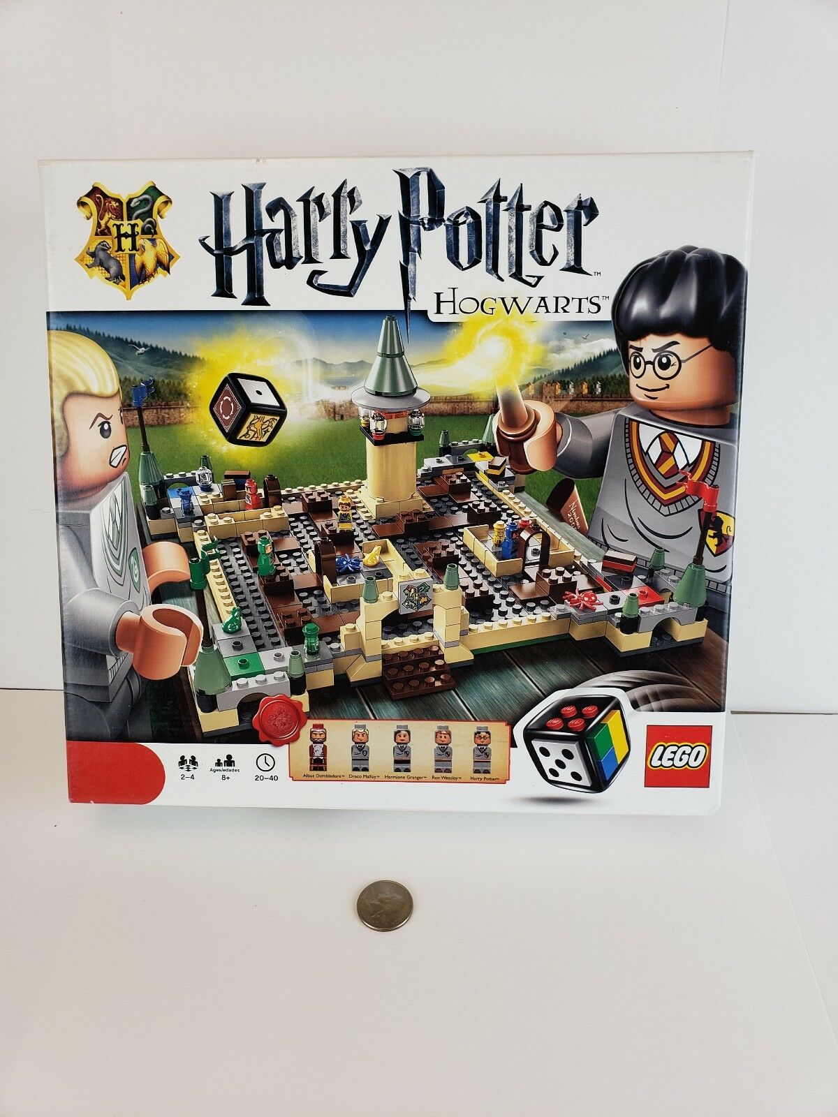 LEGO Harry Potter Hogwarts Game 3862 Great condition