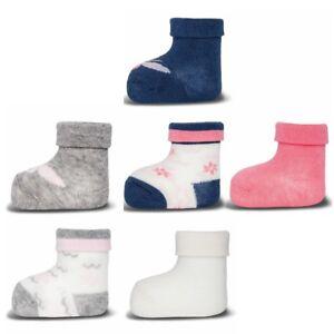 ewers-3er-Set-Baby-Socken-Erstlingssoeckchen-Schmetterlinge-glatt