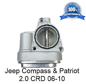 Jeep Compass /& Patriot MK 2.0 CRD Throttle Body 2006-2010