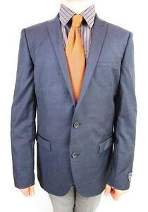 NEXT-Men-039-s-Formal-Super-100s-Italian-Wool-Tailored-Jacket-Blazer-sz-42-L-AS11