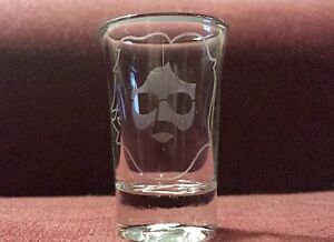 Jerry-Garcia-Band-Face-1-5-oz-Sandblasted-Etched-Shot-Glass