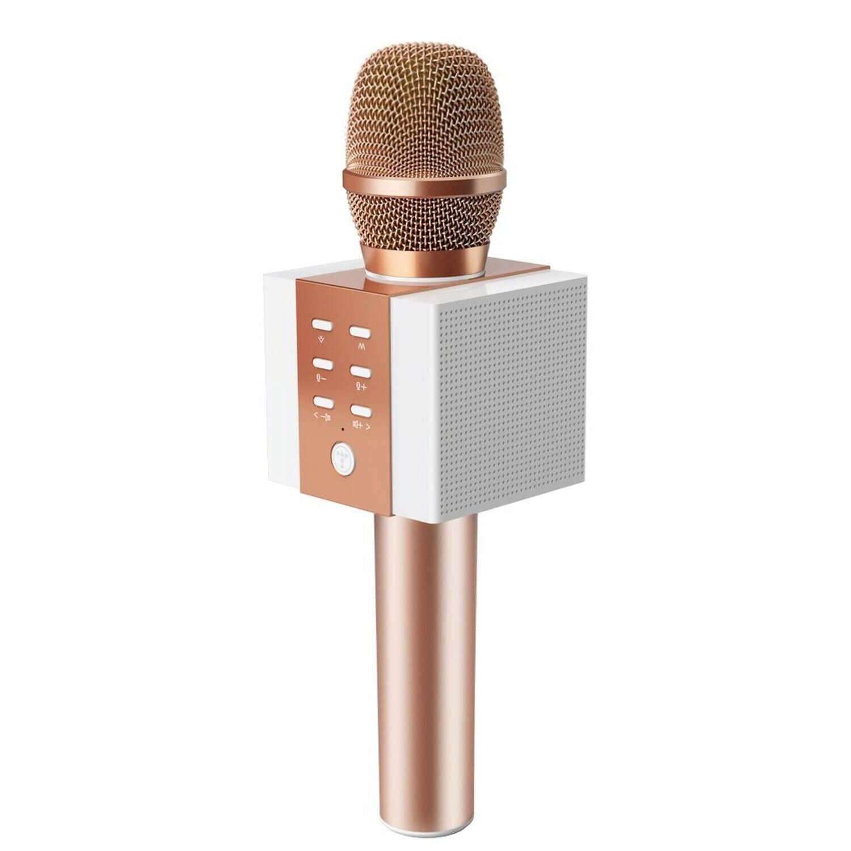 TOSING 008 Wireless Blautooth Karaoke Microphone,Louder Volume 10W Power, Mor...