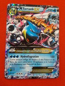 Mega M Blastoise Ex 30 146 Pv220 Holo Reverse Pokemon Card Rare Vf Fr Ebay