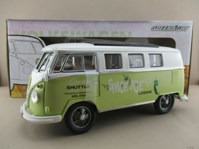1962 Volkswagen VW T1 Bus Space Age Lodge