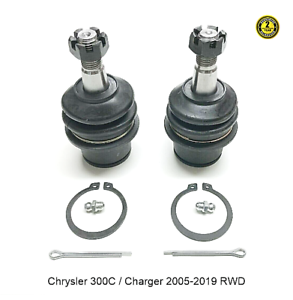 Für Chrysler 300C Ladegerät 2 X Vorderes Unteres Kugelgelenk 2005-2019 RWD