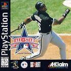 All-Star Baseball '97 Featuring Frank Thomas (Sony PlayStation 1, 1997)