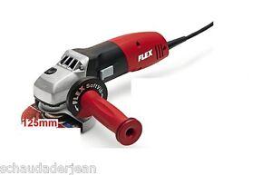 Flex-L-3410-FR-Winkelschleifer-mit-ueberlegener-Durchzugskraft-125-mm-406511