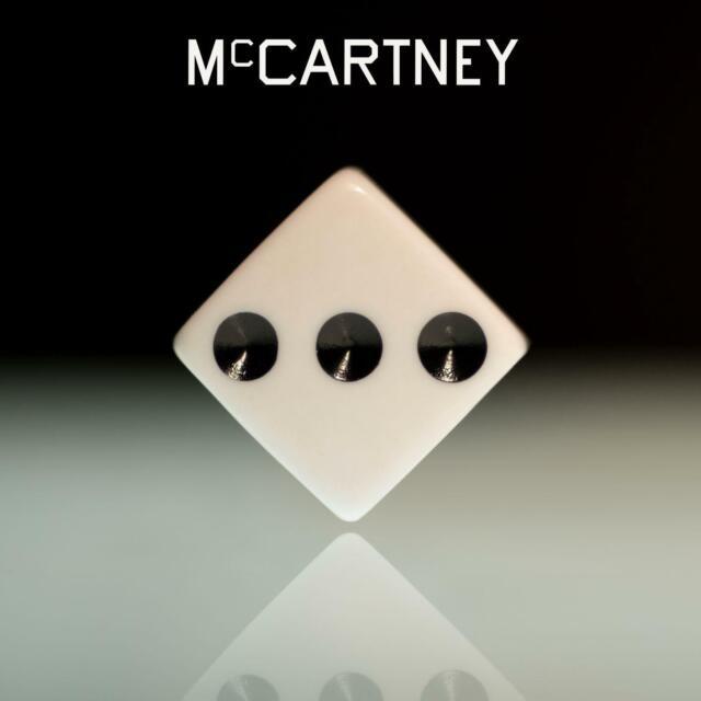 NEW Paul McCartney : McCartney III LP Vinyl Record