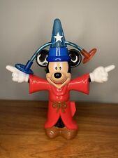 FANTASIA Mickey Mouse Spinner Wand Disney Souvenir Light Up /& Spin Talking