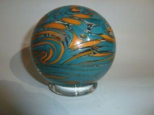 Oregon Art Glass FLOAT Signed Edge Gallery