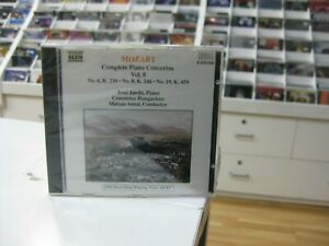 Mozart-CD-Complete-Piano-Concertos-VOL-8-N-6-K-238-N-8-K-246-N-19