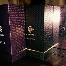 FRANKINCENSE AMOUAGE 3ML. RARE NICHE SCENT luxury Oudh, long lasting fragrances
