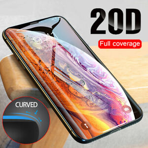20D-Full-Coverage-Tempered-Glass-Screen-Protector-For-iPhone-11-Pro-Max-X-Xs