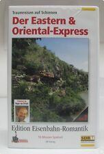 Eisenbahn Romantik 402 Der Eastern & Oriental-Express VHS