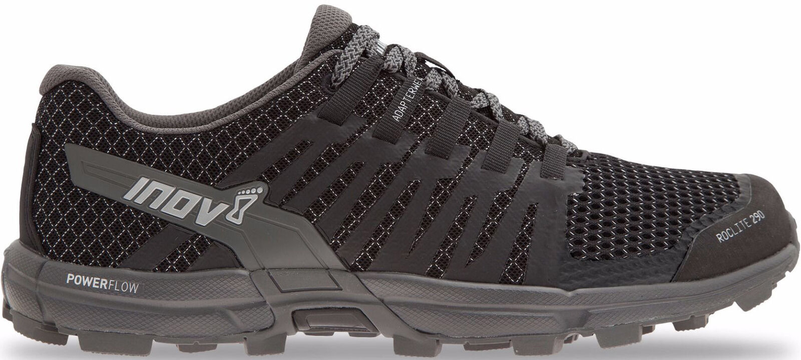 Inov8 Roclite 290 Womens Trail Running shoes - Black