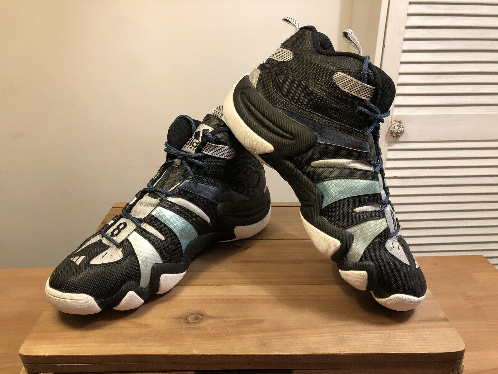 ADIDAS CRAZY 8 KOBE ONE TRAINERS BASKETBALL SHOES  New  Only