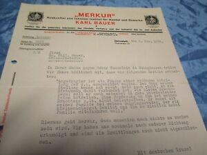 historisches-Dokument-034-Merkur-034-Inkasso-Institut-Bauer-Darmstadt-1934