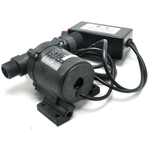 24V ZC-T50 Mini Brushless Magnetische Wasserpumpe Geschwindigkeit Einstellbare