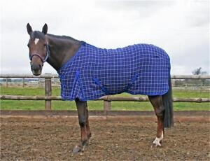 Sweat Travel Rug For Horses Black