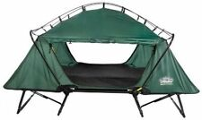 Double Tent Cot Camping Bed Kamp Rite Sleeping Folding Person Hiking 2 Portable