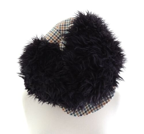 Judy Blame Christopher Nemeth Casket Newsboy hat … - image 1