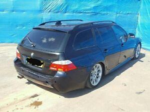BMW-5-Serie-06-E61-Touring-525D-auto-noir-de-carbone-416-Breaking-Spares-Roue-Ecrou