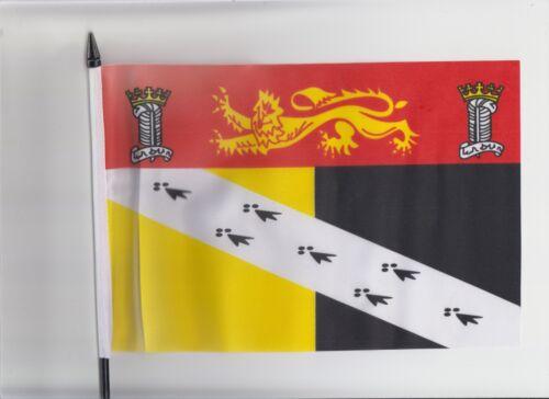 Norfolk County Civil Medium Hand Waving Flag