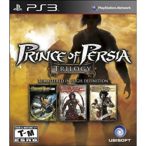 Prince Of Persia Classic Trilogy HD CASE GAME , NO MANUAL - $17.00