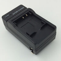 Battery Charger For Panasonic Lumix Dmc-tz4 Dmc-tz5 Dmc-tz11 Dmc-tz15 Dmc-tz50
