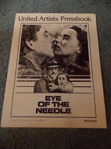 EYEWITNESS-1981-WILIAM-HURT-ORIGINAL-PRESSBOOK