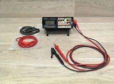 Xerox 600t1616 True Rms Digital Multimeter Tested 2 Set Leads Amp 2 Spare Fuses N