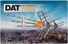 ANTENNA TV TERRESTRE TELEVES DATHD 790 COMBO VHF+UHF AMPLIFICATA 31dB BOSS TECH