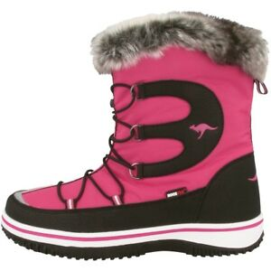 Maple Stance 18132 Kangaroos Winter Scarpe Boots Pink 6021 Lenoxx Boots Kids OF6q6Hwx4g