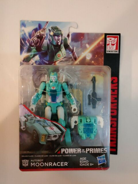 Transformers - Power of the Primes - Moonracer - Sealed In Original Packaging!!!