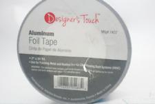 Designers Touch Aluminum Foil Tape 2 Mil X 2 X 50 Yd 7437
