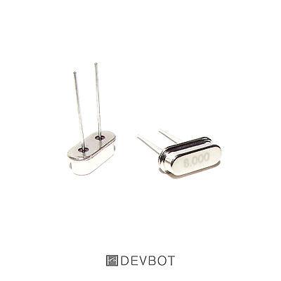 Pi DIY Lot de 1 Oscillateur HC-49S 2 ou 5 Arduino Quartz 48 Mhz
