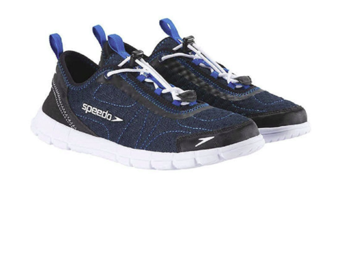 NEW Speedo Men's Hybrid Watercross Running shoes