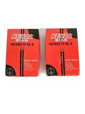 50x Kenda 700c PRESTA Road Tube 700x20//23//25 F//V P//V 48mm Bulk Discount