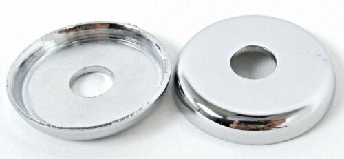 Kit 2 rondelles chromées de clignotant AR KAWASAKI 750 H2