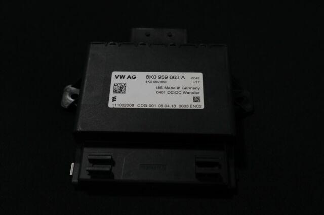 Audi A8 4H A4 8K A6 4G A5 8T Estabilizador Convertidor Convertidor 8K0959663A