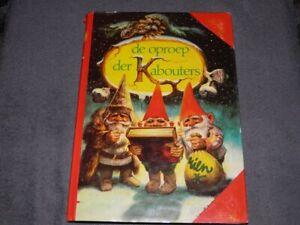 De-Oproep-Der-Kabouters-Dutch-Nederlands-Edition