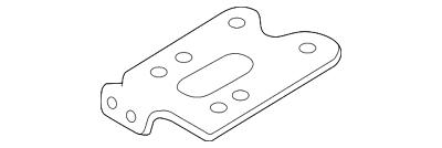 Genuine Infiniti Lock Support 625E2-4GA0A