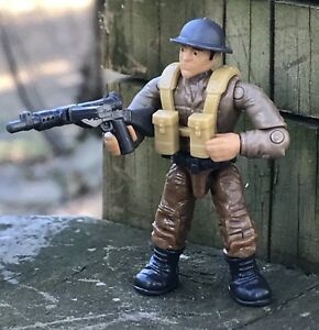 Call of Duty COD Mega Construx FMG15 Legends: Allied Soldiers WW2 FIGURE #2