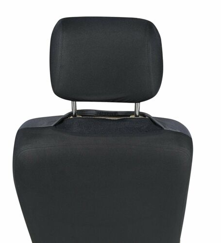 Vinyl Leather Two Front Car Seat Covers For Mercedes-Benz L1510 Tan