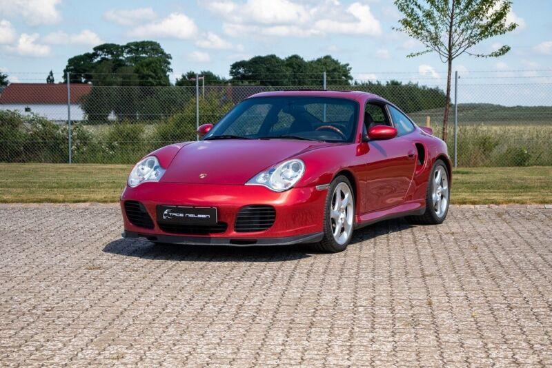 Porsche 911 Turbo Coupé Tiptr. - 1